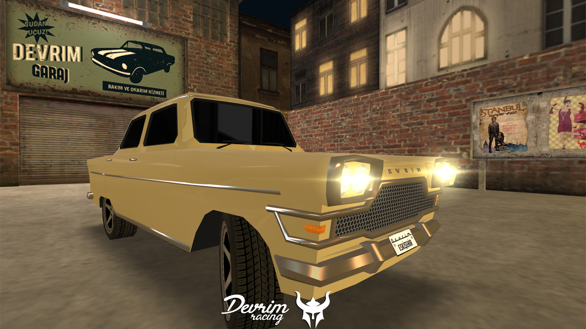 devrim racing screenshot